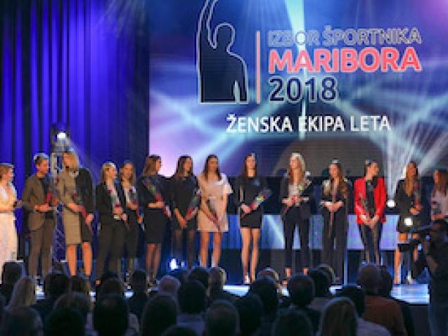 Other, Maribor, Event (Sportnik leta Maribor), Volleyball team NovaKBM Branik, 29-Jan-2019, (Photo by: Grega Wernig / Ekipa)